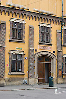 Czartoryski Museum in Stare Miasto Old Town in Krakow Poland