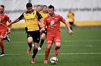 Fotball , 29. juni 2015 ,  1. divisjon , Obosligaen<br /> Bærum - Brann 1-1<br /> <br /> Jorge Alejandro Vastro Salazar  , Brann<br /> Mattias Pedersen , Bærum
