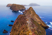 Anacapa Island from Inspiration Point, Channel Islands National Park, California USA