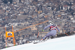 26.12.2017, Stelvio, Bormio, ITA, FIS Weltcup, Ski Alpin, Abfahrt, 1. Training, Herren, im Bild Brice Roger (FRA) // Brice Roger of France in action during 1st practice for the mens Downhill of FIS Ski Alpine Worldcup at the Stelvio course, Bormio, Italy on 2017/12/26. EXPA Pictures © 2017, PhotoCredit: EXPA/ Johann Groder