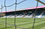 Spotland stadium before  the  EFL Sky Bet League 1 match between Rochdale and Bradford City at Spotland, Rochdale, England on 21 April 2018. Picture by Mark Pollitt.