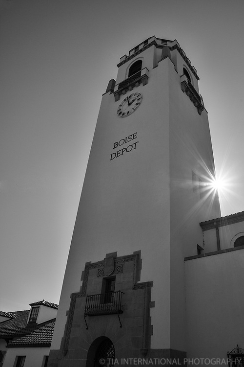Boise Depot Tower
