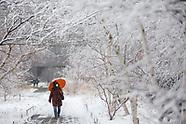 1st Half   Snow on the High Line - Feb 2021