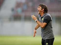 20.07.2016, Wörthersee Stadion, Klagenfurt, AUT, Testspiel, RZ Pellets WAC gegen FC Chelsea im Bild Headcoach Antonio Conte (FC Chelsea) // during a football test match between RZ Pellets WAC and FC Chelsea at the Wörthersee Stadium, Klagenfurt, Austria on 2016/07/20, EXPA Pictures © 2016, PhotoCredit: EXPA/ Wolfgang Jannach