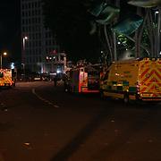 London, England, UK. 23rd September 2017. Stratford Shopping Centre Acid attack six injury around 8pm at Stratford.
