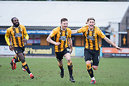 Cambridge United v Walsall 060321