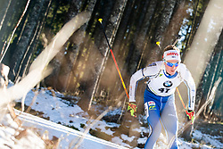 Tero Seppala (FINLAND) during the Men 20 km Individual Competition at day 1 of IBU Biathlon World Cup 2019/20 Pokljuka, on January 23, 2020 in Rudno polje, Pokljuka, Pokljuka, Slovenia. Photo by Peter Podobnik / Sportida