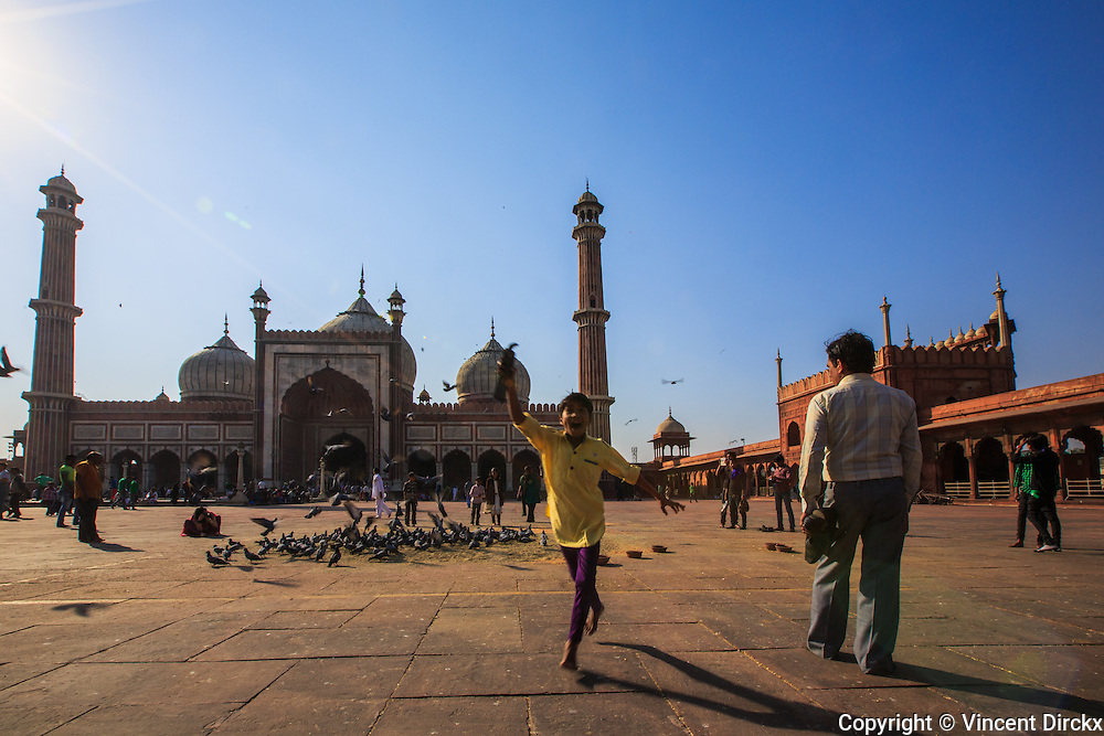 New Delhi, Jama Masjid
