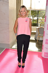 TV sports presenter JACQUIE BELTRAO at the Future Dreams 'United For Her' Ladies Lunch 2016 held at The Savoy, London on 10th October 2016.