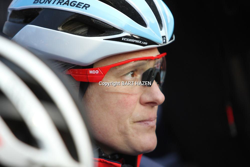 27-12-2019: Wielrennen: DVV veldrijden: Loenhout: Katie Compton