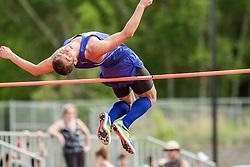 Maine State Track & Field Meet, Class B: boys high jump,