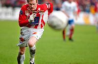 Fotball, Eliteserien, 31052004, Alfheim Stadion i Tromsø, Tromsø IL (TIL) - Vålerenga (VIF) 2-0,  Ole Martin Årst<br /> FOTO: KAJA BAARDSEN/DIGITALSPORT