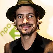 NLD/Amsterdam/20150112 - Premiere 6 Telefilms 2015, Egbert Jan Weber