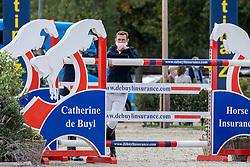 Verlooy Jos, BEL<br /> Belgisch Kampioenschap Jumping  <br /> Lanaken 2020<br /> © Hippo Foto - Dirk Caremans<br /> 02/09/2020