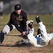 Bates hosts Plymouth State on April 5, 2018. Bates would win 7-0