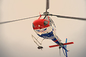 Wilderness First Responder Helicopter training
