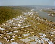 """Ackroyd C05555-1. """"Guilds Lake. Aerial. April 20, 1982"""""""