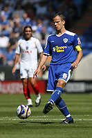 Photo: Pete Lorence.<br />Leicester City v Portsmouth. Pre Season Friendly. 04/08/2007.<br />Stephen Clemence in action.
