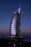 Burj al Arab, 7-star hotel, Dubai