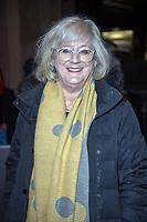Maggie Steed  at the Cyrano de Bergerac Press Night. Playhouse Theatre Northumberland Avenue. London 06.12.19