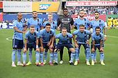 MLS-Columbus Crew SC at New York City FC-Aug 21, 2019