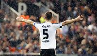 Valencia's  Shkodran Mustafi during Champions league match. October 20, 2015. (ALTERPHOTOS/Javier Comos)