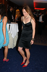 JESSICA CRAIG at the Boodles Boxing Ball in aid of the sports charity Sparks  organised by Jez lawson, James Amos and Charlie Gilkes held at The Royal Lancaster Hotel, Lancaster Terrae London W2 on 3rd June 2006.<br /> <br /> NON EXCLUSIVE - WORLD RIGHTS