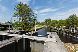 Stolwijkersluis, Gouda, Zuid Holland, Netherlands