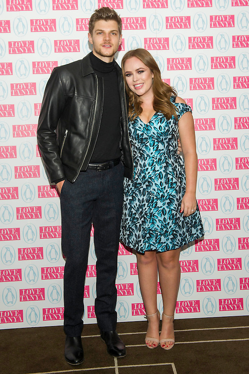 LOVE, TANYA a new book by Tanya Burr (pictured with Fiance Jim Japman) and published by Penguin, is launched at Rosewood London. She is is a Beauty, Fashion & Lifestyle Blogger and YouTuber. On her YouTube channel (YouTube.com/TanyaBurr) Tanya delivers makeup tutorials, beauty and style guidance.  The launch will be supported by other vloggers – Zoella, Alfie Deyes, Jim Chapman.