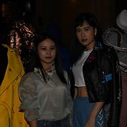Warintira Suwanvanichkul attend Fashion Scout - SS19 - London Fashion Week - Day 2, London, UK. 15 September 2018.