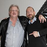NLD/Naarden/20150202 - Nieuwe dj's voor Radio Veronica, Kees Baars en Dennis Hoebee
