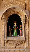 Small Shrine - India Rajasthan Udaipur 2011