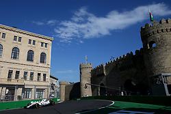 June 23, 2017 - Baku, Azerbaijan - Motorsports: FIA Formula One World Championship 2017, Grand Prix of Europe, .#18 Lance Stroll (CAN, Williams Martini Racing) (Credit Image: © Hoch Zwei via ZUMA Wire)