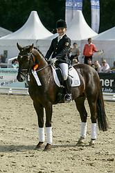 , Warendorf - Bundeschampionate 31.08 - 04.09.2005, Campari W WE - Schürmann, Charlott-Maria - 2. Platz - 3j. Hengste, Reitponys污