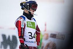 Nilsson Grasto Marcus of Norway during Slalom race at 2019 World Para Alpine Skiing Championship, on January 23, 2019 in Kranjska Gora, Slovenia. Photo by Matic Ritonja / Sportida