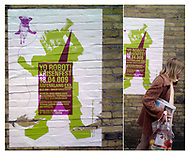 Euromayday – Plakate aus 2009