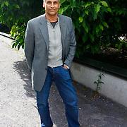 NLD/Amsterdam/20100716 - Inloop modeshow Monique de Collignon bij de AIF, Robert Schoemacher