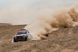 Jakub Przygonski (POL) of Orlen Team X-Raid races during stage 04 of Rally Dakar 2019 from Arequipa to o Tacna, Peru on January 10, 2019 // Marcelo Maragni/Red Bull Content Pool // AP-1Y39E9YHD1W11 // Usage for editorial use only // Please go to www.redbullcontentpool.com for further information. //