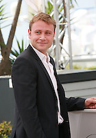 Actor Max Riemelt at the Amnesia film photo call at the 68th Cannes Film Festival Tuesday May 19th 2015, Cannes, France.