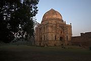 The Bara Gumbad, Lodhi Gardens, New Delhi, India