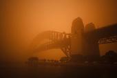 Stock Photos of Sydney Dust Storm, September 2009