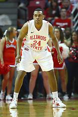 Zeke Upshaw Illinois State Redbird Basketball Photos