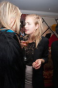 KIM HERSOV; POLLY MORGAN, Dinner to celebrate the opening of Pace London at  members club 6 Burlington Gdns. The dinner followed the Private View of the exhibition Rothko/Sugimoto: Dark Paintings and Seascapes.