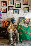 The People Tree boutique Champa Gali, New Delhi, India. Champa Gali is the latest and most intimate of Delhis urban creative villages.