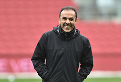 Sheffield Wednesday manager Jos Luhukay before the game