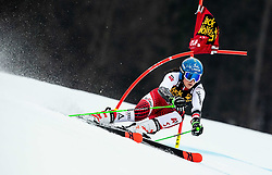FEST Nadine of Austria competes during the 6th Ladies'  GiantSlalom at 55th Golden Fox - Maribor of Audi FIS Ski World Cup 2018/19, on February 1, 2019 in Pohorje, Maribor, Slovenia. Photo by Vid Ponikvar / Sportida