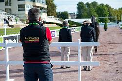 Team Belgie - Horse Inspection Para Dressage - Alltech FEI World Equestrian Games™ 2014 - Normandy, France.<br /> © Hippo Foto Team - Jon Stroud<br /> 25/06/14