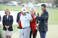 Tyrrell Hatton (ENG) after the final round of the Arnold Palmer Invitational presented by Mastercard, Bay Hill, Orlando, Florida, USA. 08/03/2020.<br /> Picture: Golffile   Scott Halleran<br /> <br /> <br /> All photo usage must carry mandatory copyright credit (© Golffile   Scott Halleran)