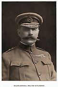 Frederick Walter Kitchener, c1900. Kitchener (1859-1912), younger brother of Kitchener of Khartoum. British soldier, served as Major-General during the Boer Wars. Governor General and Commander-in-Chief of Bermuda 1908-1912. Promoted to Lieutenant General.
