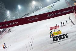 4.1.2011, Vip Snow Queen Trophy, Sljeme, Zagreb, CRO, Audi FIS World Cup Ski Alpin, Ladies, Slalom, at Picture finish area during second run; SPORTIDA PHOTO AGENCY © 2011, PhotoCredit: SPORTIDA / Vid Ponikvar